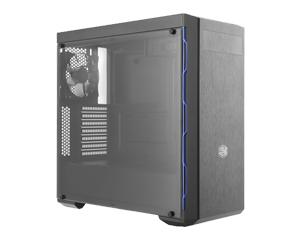COOLER MASTER MasterBox MB600L Black/Blue