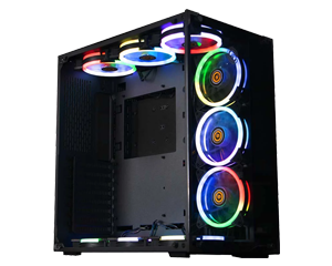 NEOLUTION E-SPORT SURFACE & SPECTRUM + PSU 400W